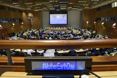 Interactive Dialogue on Harmony with Nature Commemorates International Mother Earth Day