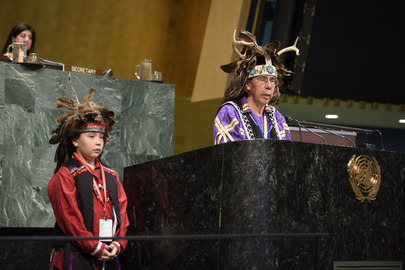 Opening of 18th Session of UN Permanent Forum on Indigenous Issues