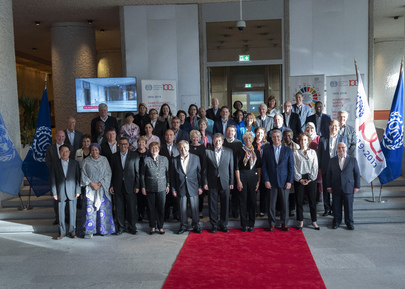 Secretary-General Visits Geneva