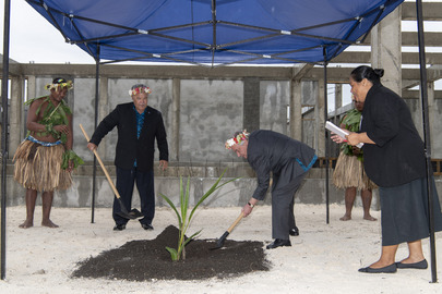 Secretary-General Visits Tuvalu