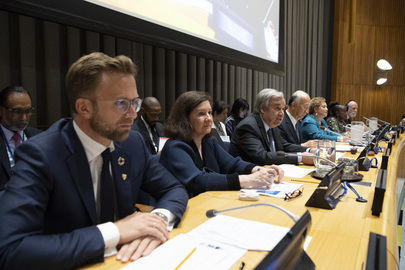 General Assembly Briefed on Report of High-level Panel on Digital Cooperation