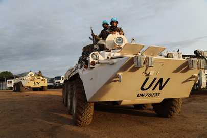 MONUSCO Supports Disarmament in Democratic Republic of the Congo