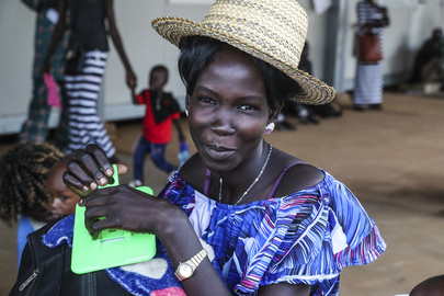 Internally Displaced South Sudanese Return Home