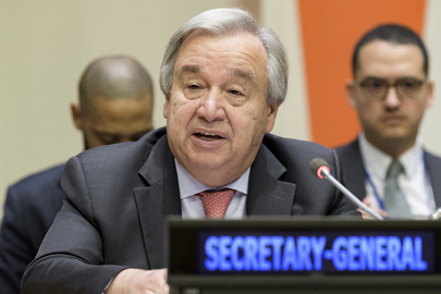 Launch of the United Nations Strategy and Plan of Action on Hate Speech
