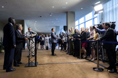 Press Encounter on Launch of UN Strategy and Plan of Action on Hate Speech