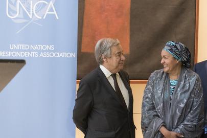 UN Correspondents Association Celebrates 71st Anniversary
