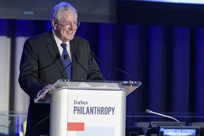 Forbes 400 Summit on Philanthropy