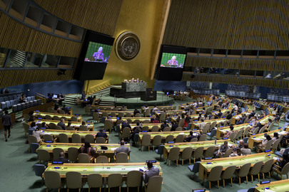 General Assembly Adopts Resolution on Torture-free Trade
