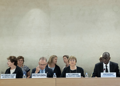 41st Session of Human Rights Council