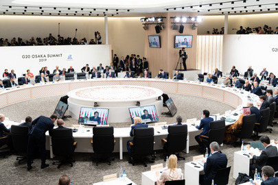 G20 Leaders Discuss Inequalities and Sustainable World