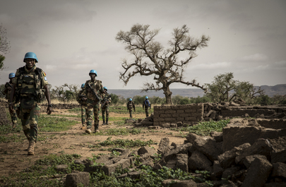 MINUSMA Increases Patrols in Central Mali
