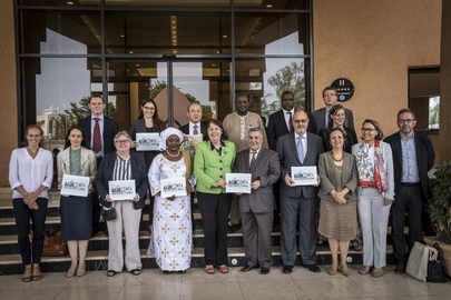 SRSG for Children and Armed Conflict Visits Mali