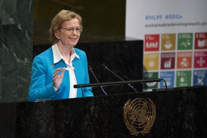 Opening of High-level Segment of ECOSOC Political Forum on Sustainable Development