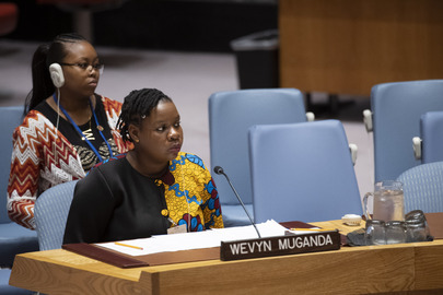 Security Council Consider Implementation of Youth, Peace and Security Agenda