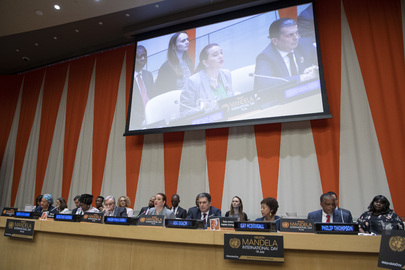 General Assembly Observes Nelson Mandela International Day
