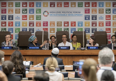 Closing of High-level Political Forum on Sustainable Development