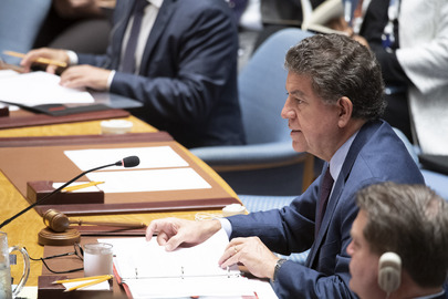Security Council Hears Briefing on Mission to Colombia