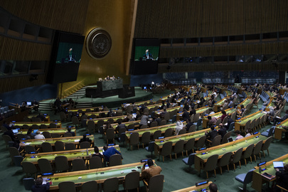 General Assembly Meets on Outcomes of Major UN Conferences and Summits