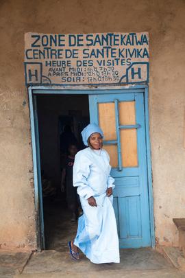 Ring Vaccination at Kivika Health Centre in North Kivu