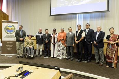 Commemoration of International Day of World's Indigenous People