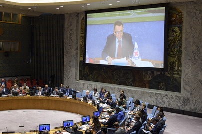 Security Council Briefed on 70th Anniversary of Geneva Conventions