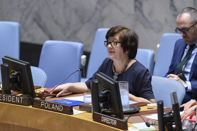 Security Council Adopts Annual Report of Security Council to General Assembly