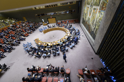 Security Council Considers Challenges to Peace and Security in Middle East