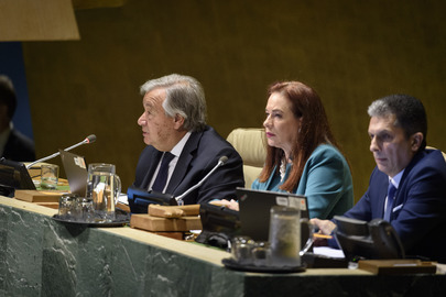 General Assembly Commemorates International Day against Nuclear Tests