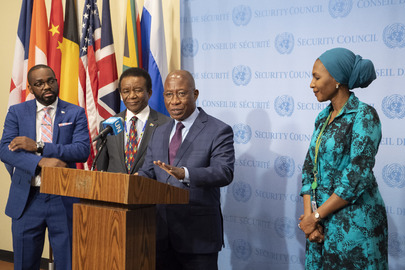 Press Encounter on Situation in Sudan