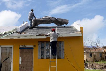 Scenes from Abaco Island, Bahamas, after Hurricane Dorian