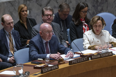 Security Council Considers Situation in Middle East (Syria)
