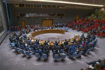 Security Council Fails to Adopt Draft Resolutions on Situation in Syria