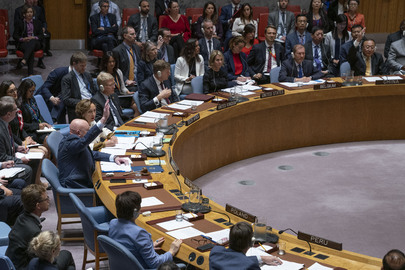 Security Council Considers Situation in Syria