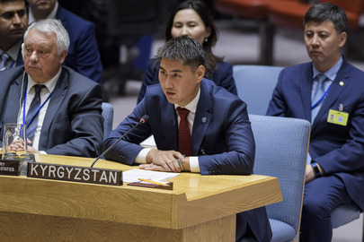 Security Council Meets on Maintaining International Peace and Security