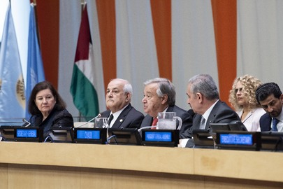 Opening Ceremony of Annual Meeting of Foreign Ministers of Group of 77