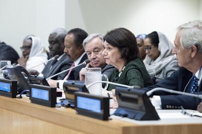 Under-Secretary-General for Political Affairs Speaks at Sudan Event