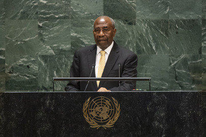Prime Minister of Uganda Addresses General Assembly