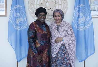 Deputy Secretary-General Meets African Union Special Envoy