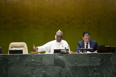 President of General Assembly Closes Seventy-fourth General Debate