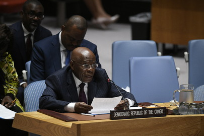 Security Council Meets on Situation Concerning DR Congo