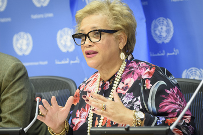 Press Briefing on Financial Situation of UN