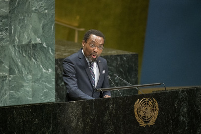 General Assembly Hears Report of International Criminal Court