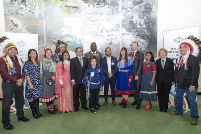 General Assembly Event on Conclusion of 2019 International Year of Indigenous Languages