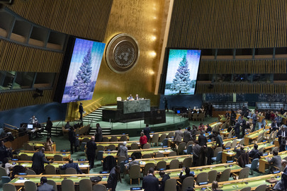 General Assembly Holds Final Plenary Session of 2019