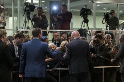 Permanent Representative of Russia Briefs Press