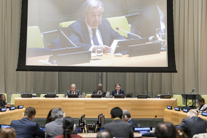 General Assembly Meets on Work of Organization and Priorities for 2020