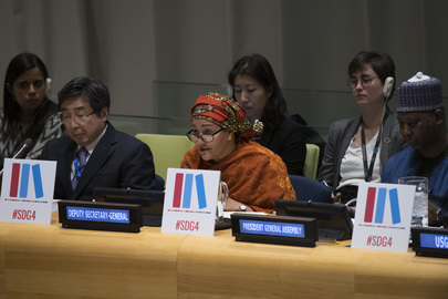 High-level Interactive Dialogue on International Day of Education