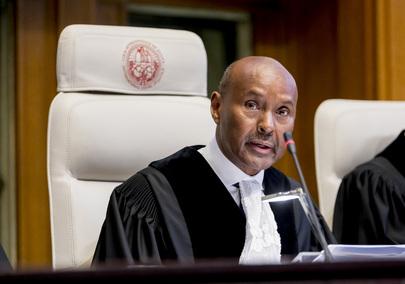 Opening of ICJ Hearings in Case Gambia v. Myanmar