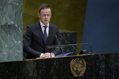General Assembly Considers Situation in Temporarily Occupied Territories of Ukraine
