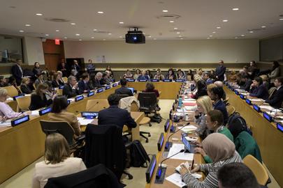 Meeting of Group of Friends of Women in Afghanistan